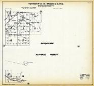 Township 32 N. Range 10 E.W.M., Gold Mtn., Snohomish County 1927
